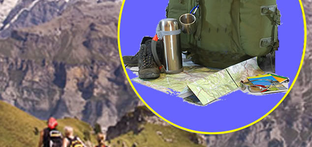 PACKING FOR A MOUNTAIN TOURS HIKE IN SWITZERLAND, AUSTRIA, SPAIN, FRANCE OR ITALY