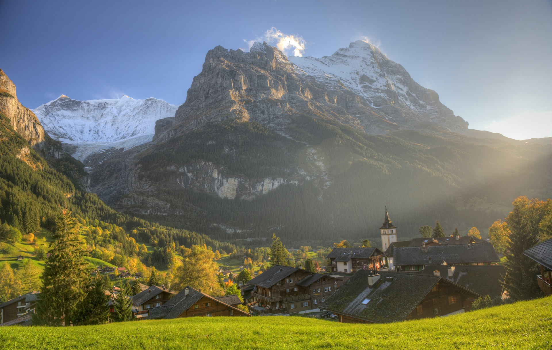 wengen switzerland hiking russell tours